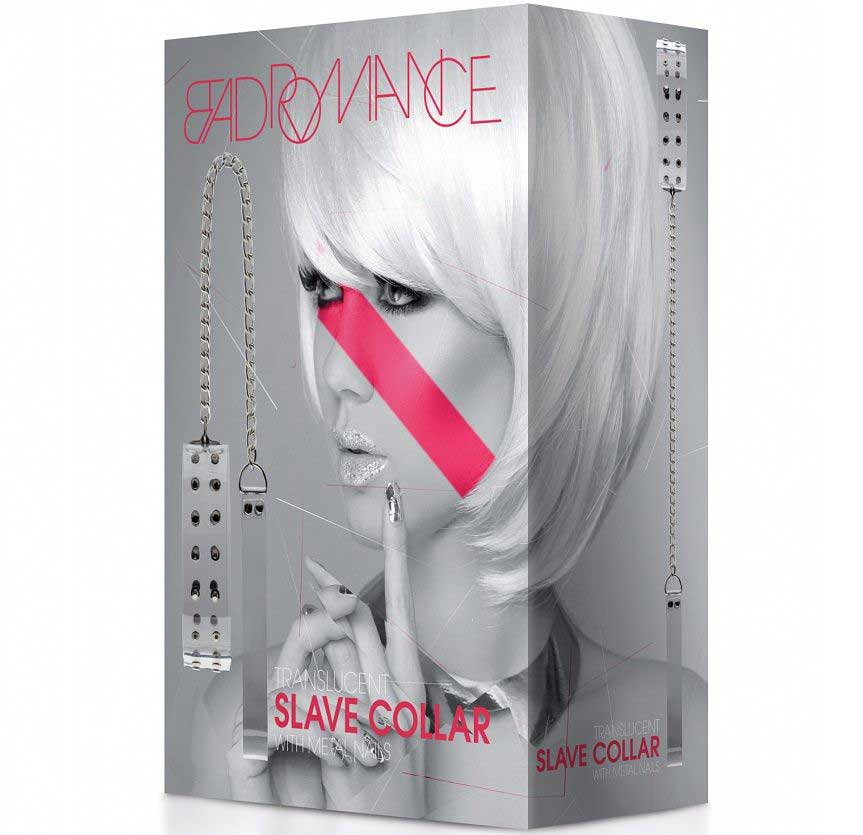 BAD-ROMANCE-COLLAR--TRANSLUCIDO-CON-REMACHES-METAL