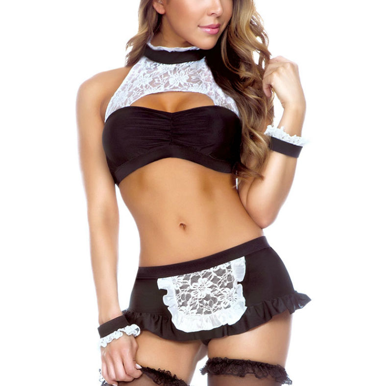 QUEEN-COSTUME-SIRVIENTA-SEXY-3-PCS-TALLA-UNICA