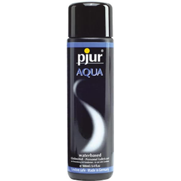 PJUR-BASIC-LUBRICANTE-BASE-AGUA-100-ML