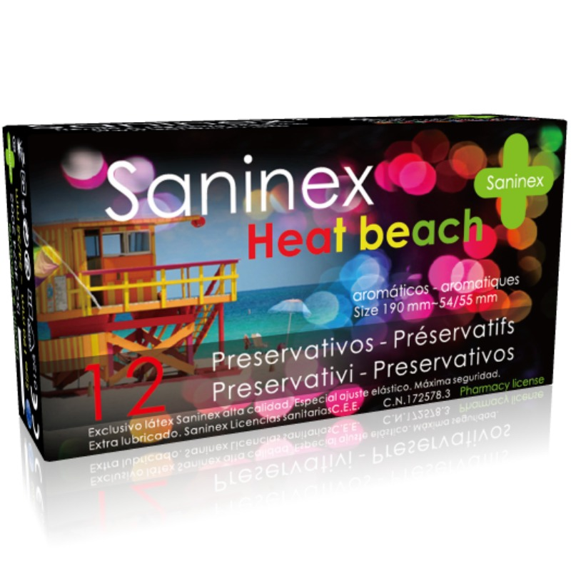 SANINEX-CONDOMS-HEAT-BEACH-PRESERVATIVOS-12-UDS