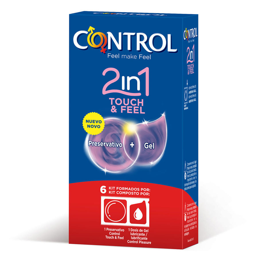 CONTROL-2-IN-ONE-TOUCH-AND-FEEL---LUBRICANTE-6-UNIDADES