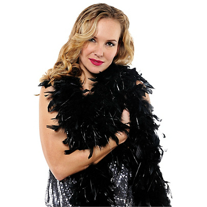 BLACK-FEATHER-BOA-183-CM