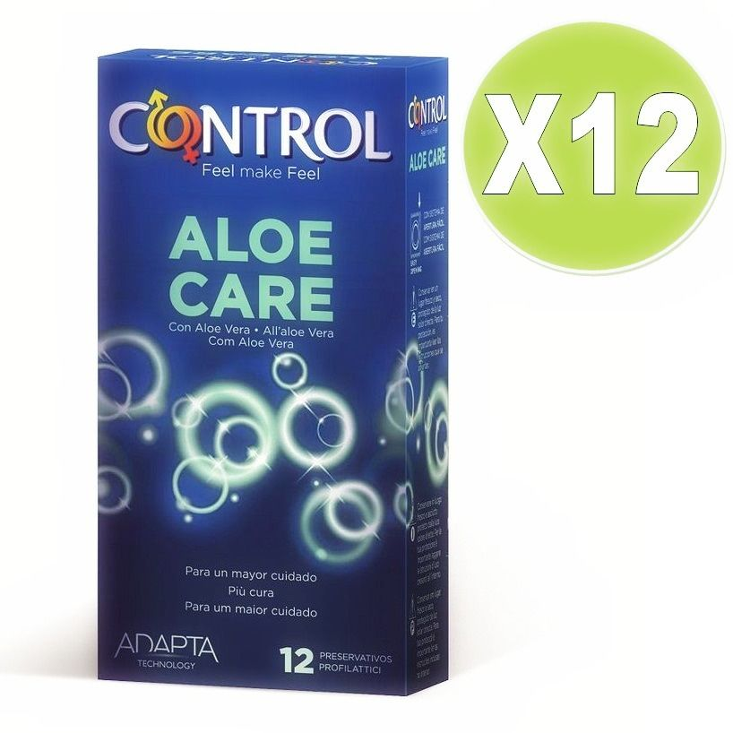 CONTROL-ADAPTA-ALOE-CARE-12-UDS-PACK-12