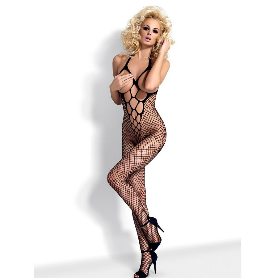 OBSESSIVE-BODYSTOCKING-BLACK--N106-S-M-L