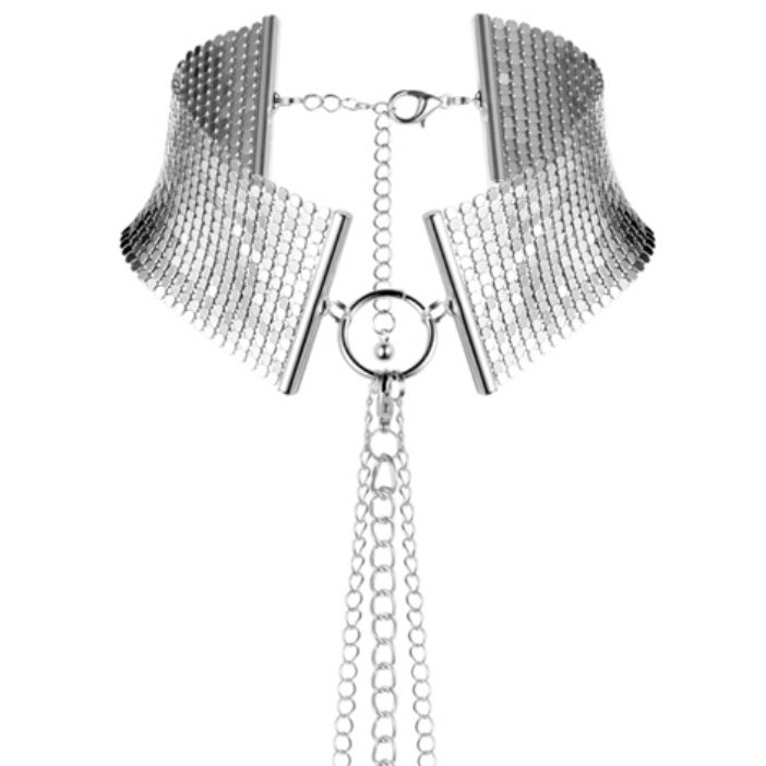 DESIR-METALLIQUE-COLLAR-METALICO-PLATEADO
