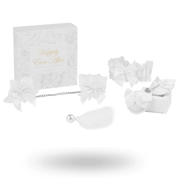 BIJOUX-HAPPILY-EVER-AFTER-FELICES-PARA-SIEMPRE--BLANCO